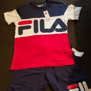 Fila outfit